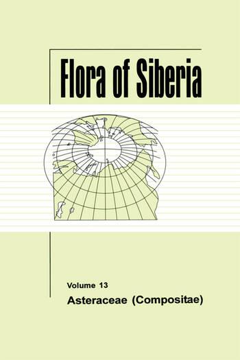 Flora of Siberia, Vol. 13 Asteraceae (Compositae) book cover