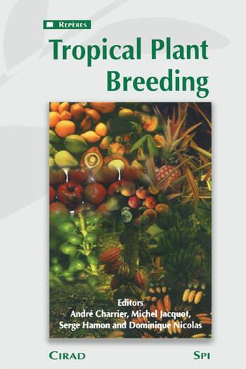 Tropical Plant Breeding book cover