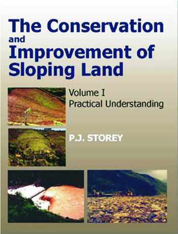 Conservation and Improvement of Sloping Lands, Vol. 1 Practical Understanding book cover