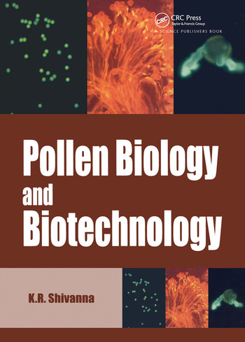 Pollen Biology and Biotechnology book cover