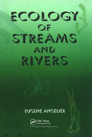 Ecology of Streams and Rivers book cover