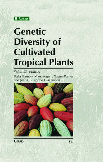 Genetic Diversity of Cultivated Tropical Plants book cover