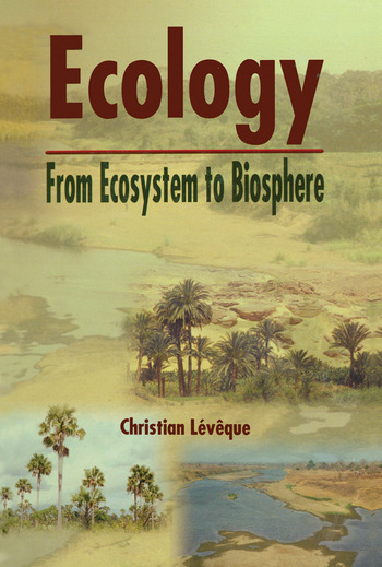Ecology From Ecosystem to Biosphere book cover