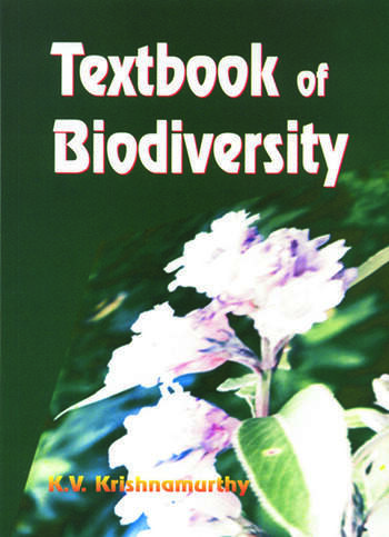 Textbook of Biodiversity book cover