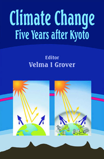 Climate Change Five Years after Kyoto book cover