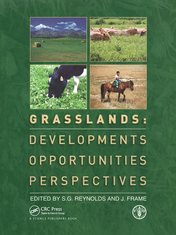 Grasslands Developments, Opportunities, Perspectives book cover