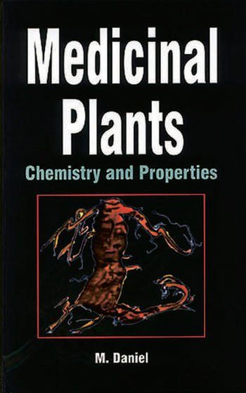 Medicinal Plants Chemistry and Properties book cover