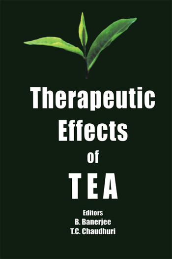 Therapeutic Effects of Tea book cover