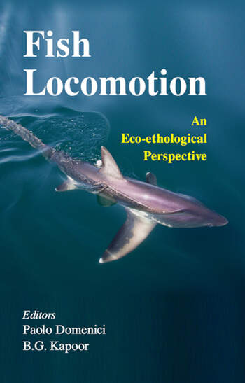 Fish Locomotion An Eco-ethological Perspective book cover