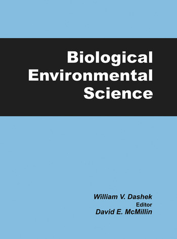 Biological Environmental Science book cover