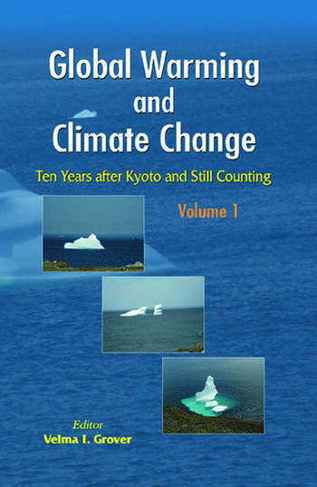 Global Warming and Climate Change (2 Vols.) Ten Years after Kyoto and Still Counting book cover