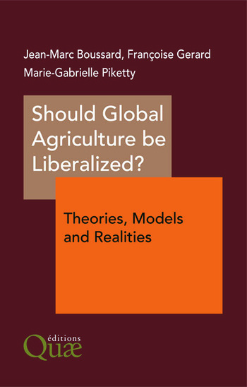 Should Global Agriculture be Liberalized? book cover