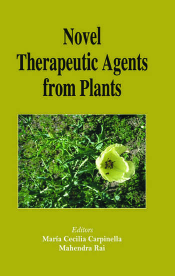 Novel Therapeutic Agents from Plants book cover