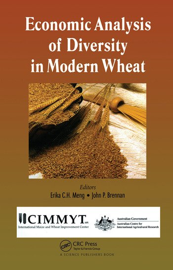Economic Analysis of Diversity in Modern Wheat book cover