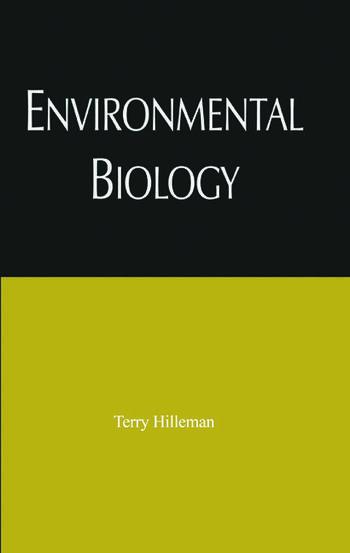 Environmental Biology book cover