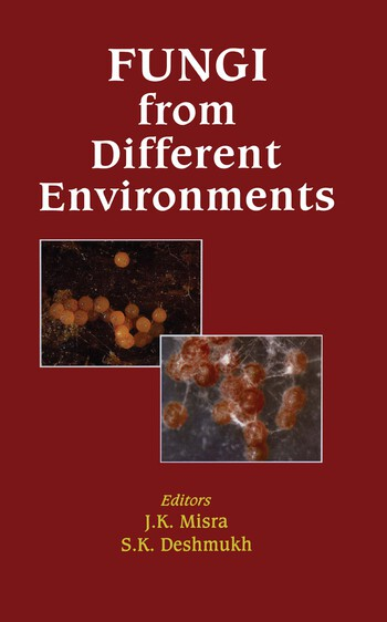 Fungi from Different Environments book cover
