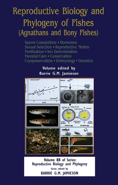 Reproductive Biology and Phylogeny of Fishes (Agnathans and Bony Fishes) Sperm Competition Hormones book cover
