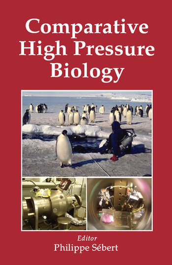 Comparative High Pressure Biology book cover