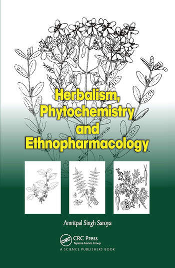 Herbalism, Phytochemistry and Ethnopharmacology book cover