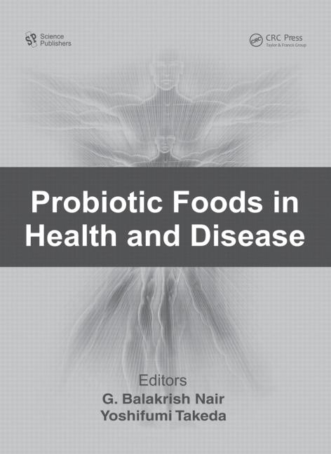 Probiotic Foods in Health and Disease book cover