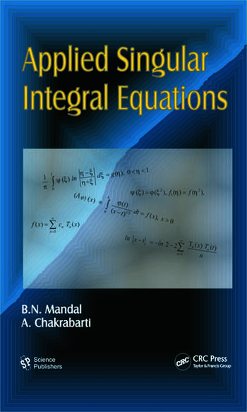 Applied Singular Integral Equations book cover
