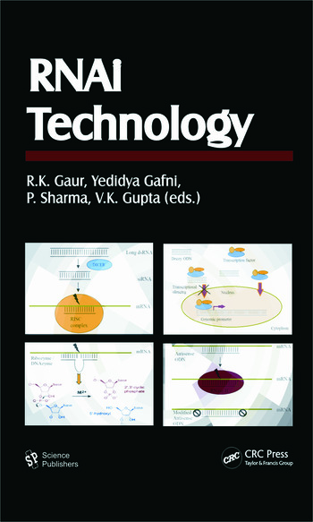 RNAi Technology book cover
