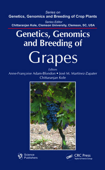 Genetics, Genomics, and Breeding of Grapes book cover