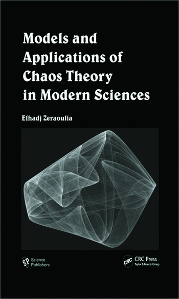 Models and Applications of Chaos Theory in Modern Sciences book cover