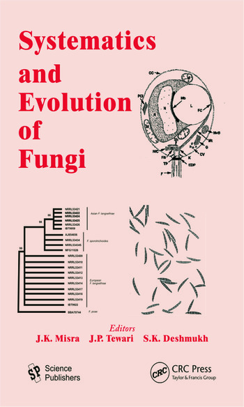 Systematics and Evolution of Fungi book cover