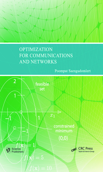 Optimization for Communications and Networks book cover