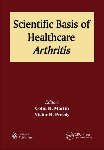 Scientific Basis of Healthcare Arthritis book cover