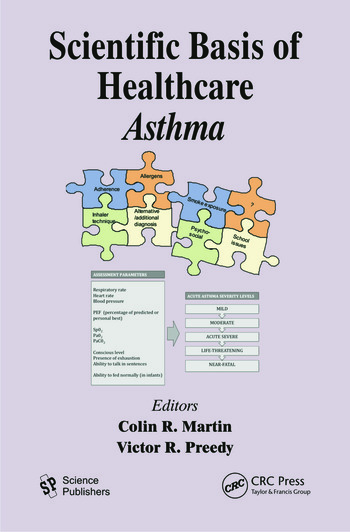 Scientific Basis of Healthcare Asthma book cover