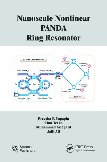 Nanoscale Nonlinear PANDA Ring Resonator book cover