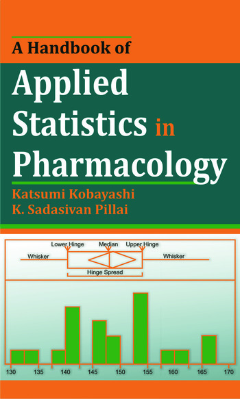A Handbook of Applied Statistics in Pharmacology book cover