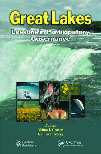 Great Lakes Lessons in Participatory Governance book cover