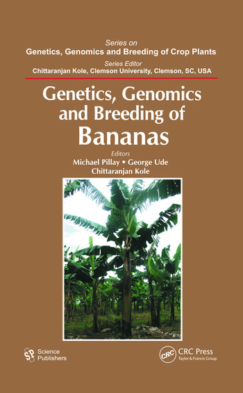 Genetics, Genomics, and Breeding of Bananas book cover