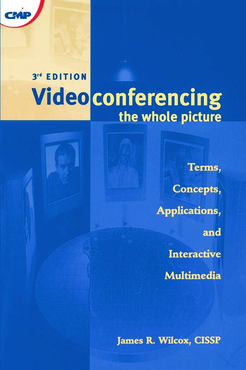 Videoconferencing The Whole Picture book cover