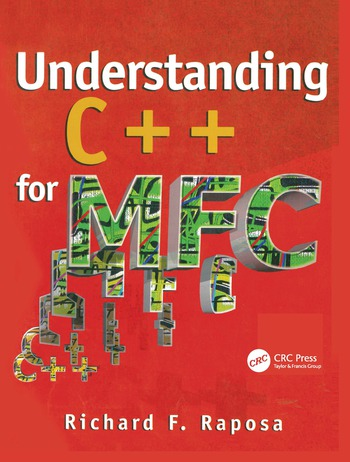 Understanding C++ for MFC book cover