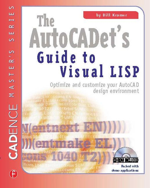 The AutoCADET's Guide to Visual LISP book cover