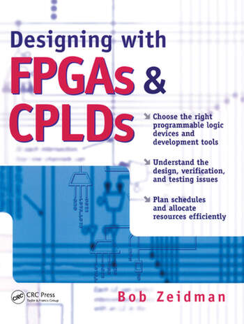 Designing with FPGAs and CPLDs book cover