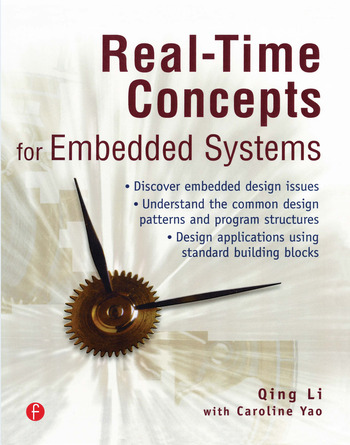 Real-Time Concepts for Embedded Systems book cover