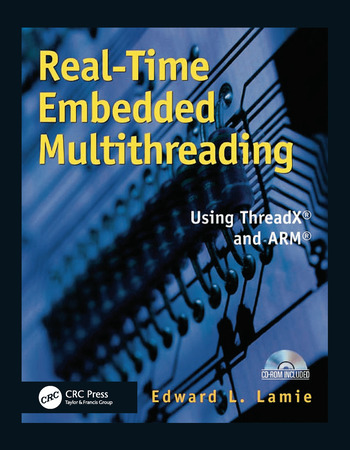 Real-Time Embedded Multithreading Using ThreadX and ARM book cover