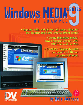 Windows Media 9 Series by Example book cover