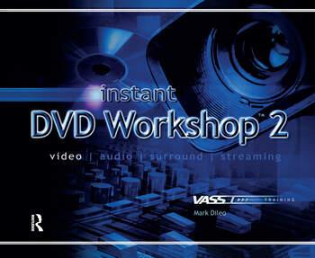 Instant DVD Workshop 2 book cover