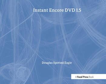 Instant Encore DVD 1.5 book cover