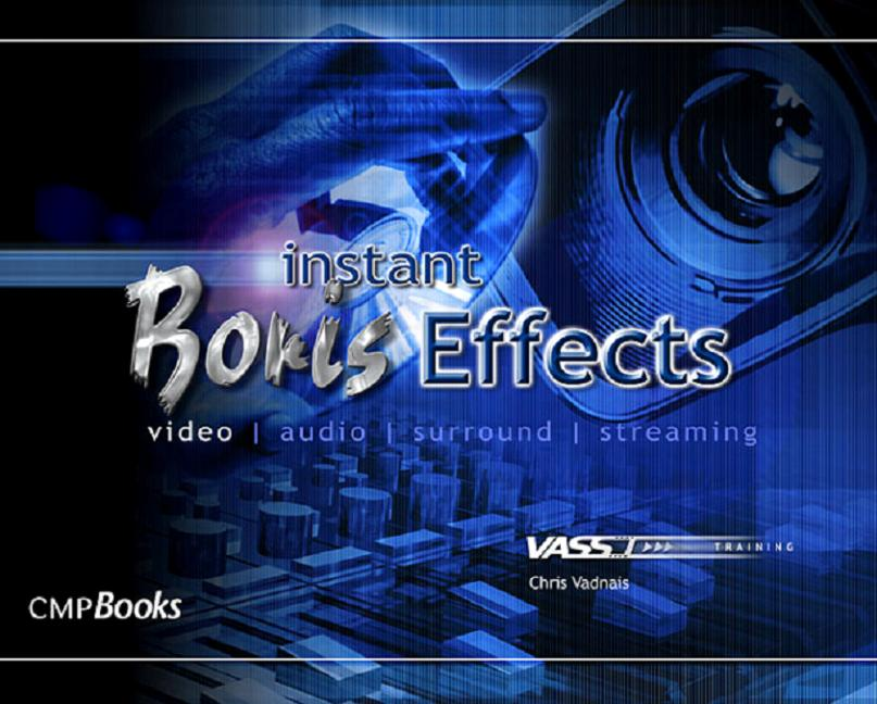 Instant Boris Effects book cover