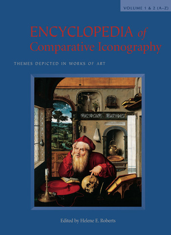 Encyclopedia of Comparative Iconography Themes Depicted in Works of Art book cover
