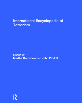 International Encyclopedia of Terrorism book cover