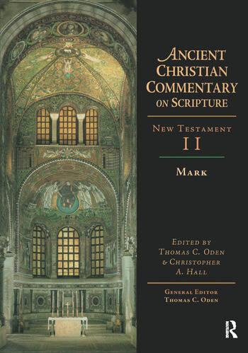 Mark book cover