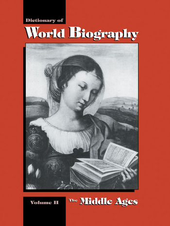 The Middle Ages Dictionary of World Biography, Volume 2 book cover